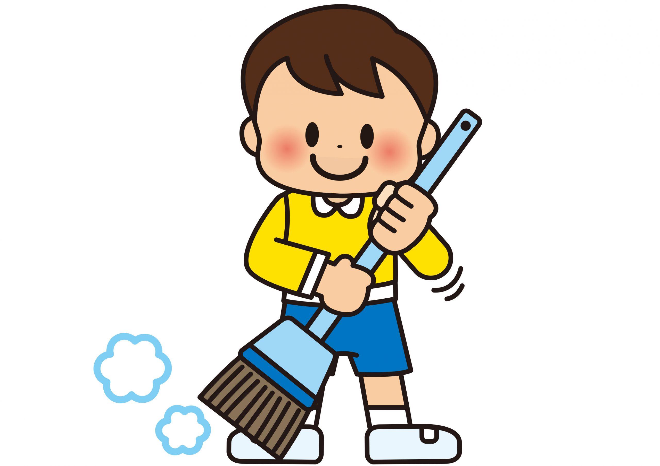 子どものやる気がでるお掃除の始め方、タイミングは?【小阪有花さん連載19】